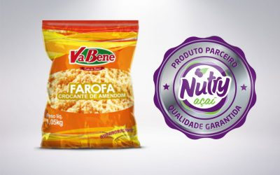 Farofa Crocante de Amendoim